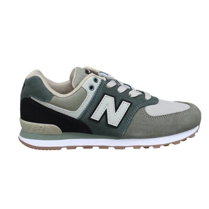 Basket garçon New Balance Pc574 700180 40 6 Vert Vert