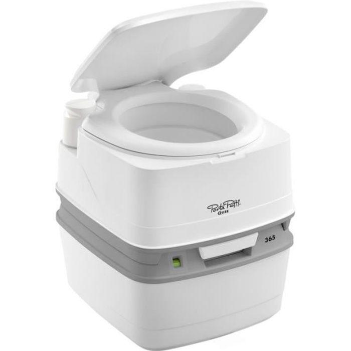 Toilette Chimique Portatif Pp Qube  Achat  Vente Wc  Toilettes