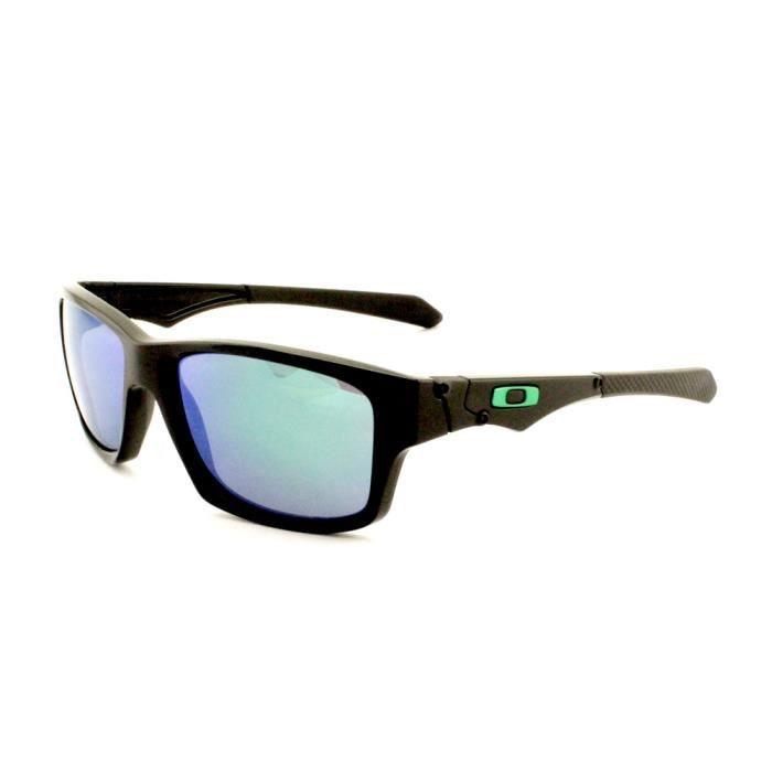 OAKLEY JUPITER SQUARED OO 9135 05 Noir - Achat   Vente lunettes de ... 102d12f98ce0