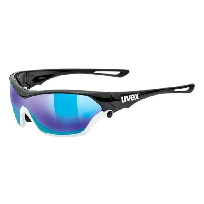 Uvex Sportstyle 211 Lunettes de sport Blanc/Noir XcP3MW