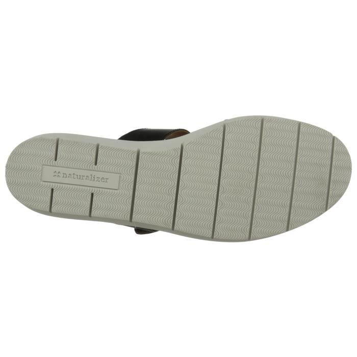Naturalizer daria des femmes sandale de coin sanglé MBSEI