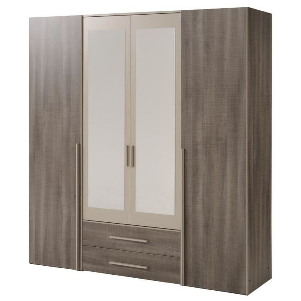 Armoire chambre adulte pas cher top armoire chambre for Armoire de chambre a coucher pas cher