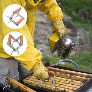 NICHOIR - NID Outil d'abeille en acier inoxydable nichoir Jig Ru