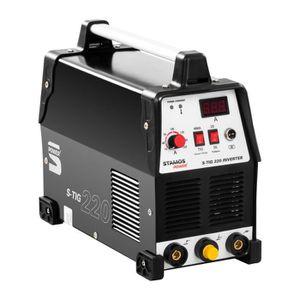 FER - POSTE A SOUDER poste à souder tig pro mma technologie mosfet 230v