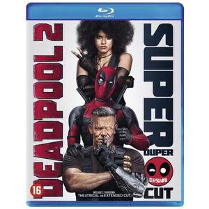 BLU-RAY FILM Deadpool 2 (Blu Ray)