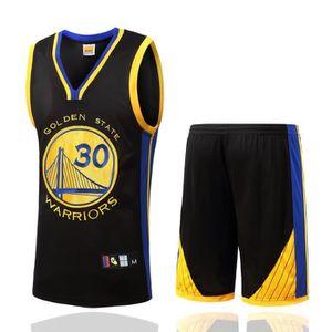 buy online 4f20d d532c MAILLOT DE BASKET-BALL Homme Maillot et Shorts de basketball GS Stephen C