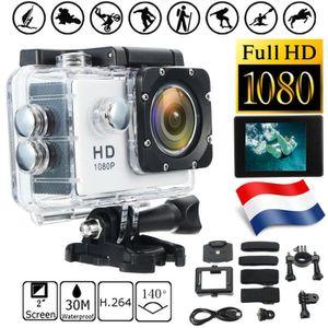CAMÉRA SPORT 4K HD Sport Action Caméra Vidéo DV Cam Étanche LCD