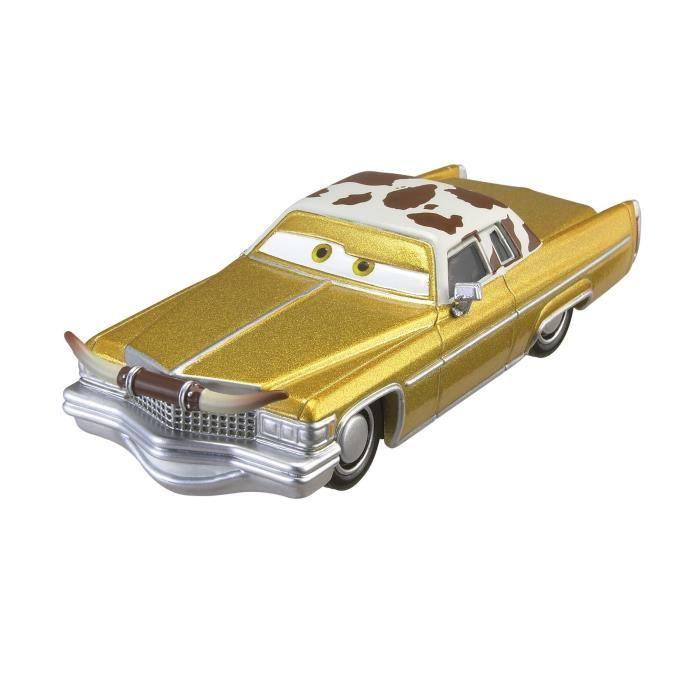 CARS - Véhicule Tex