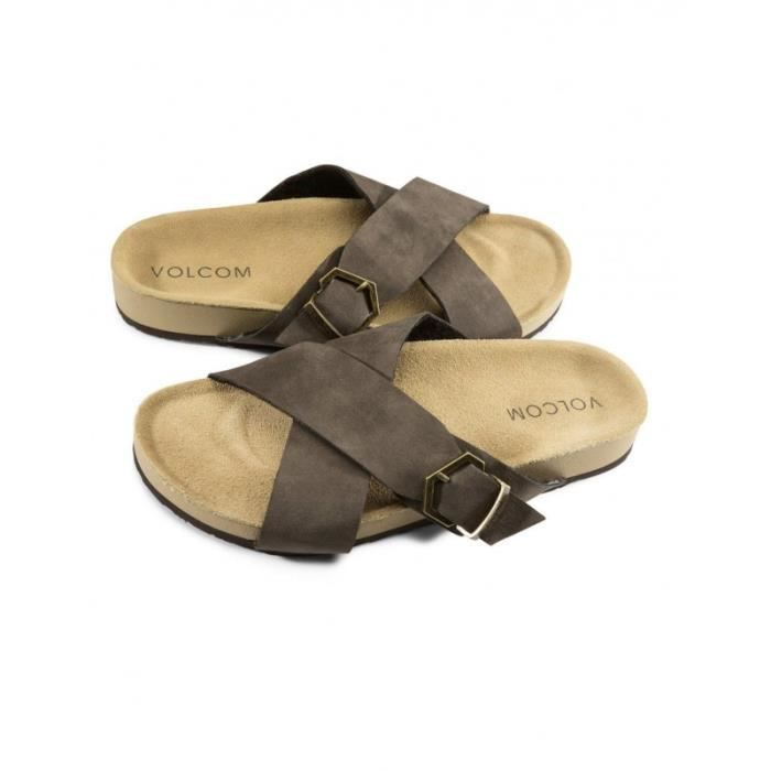 Sandales Volcom Relax Sndl - Brown