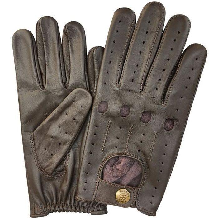 gant de conduite homme achat vente gant de conduite homme pas cher cdiscount. Black Bedroom Furniture Sets. Home Design Ideas