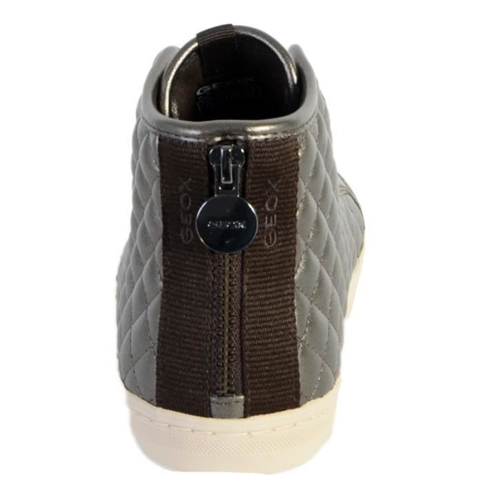 Basket Geox New Club A D4258A Dove Grey 000NF