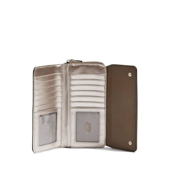 a2875937b0 Guess - Grand portefeuille Ella (swvg70 96620) olv taille 10 cm - Achat /  Vente portefeuille 0190231172369 - Cdiscount