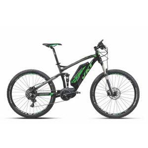 MONTANA Vélo Electrique E-VTT Krug 27,5 Tout Suspendu SRAM NX1 11 Vitesses 11,6Ah-417 Wh Homme
