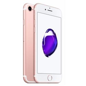 SMARTPHONE RECOND. Iphone 7 Reconditionné Rose Gold 32GB