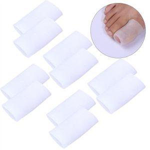 SOIN MAINS ET PIEDS 5 paires de protections orteils Toe Sleeves 60bb9d8ba1c