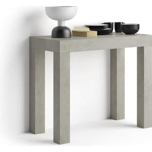 CONSOLE EXTENSIBLE Table Console extensible First, Ciment
