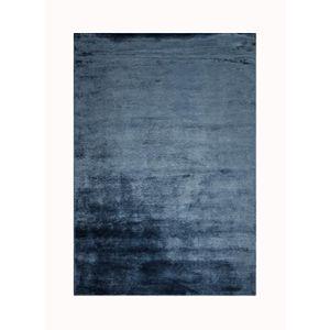 TAPIS LOOK 430 COULEUR NATURELLE SANS TEINTURE bleu 200x