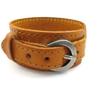 BRACELET - GOURMETTE Bijoux Bracelet Homme - Punk Rock Manchette, Convi