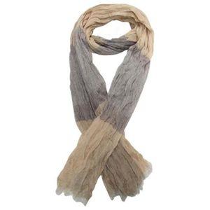 ECHARPE - FOULARD Foulard, chèche écharpe pour homme beige et gris 1 ... 16cdc7d2c34