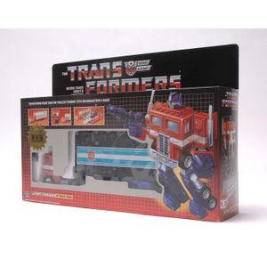 KIT MODÉLISME Transformers Optimus Prime G1 Réédition AutoBot Ro
