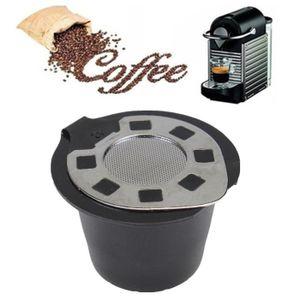 FILTRE Â CAFÉ PERMANENT 20 ml Réutilisable Filtre Capsule à Café Rechange