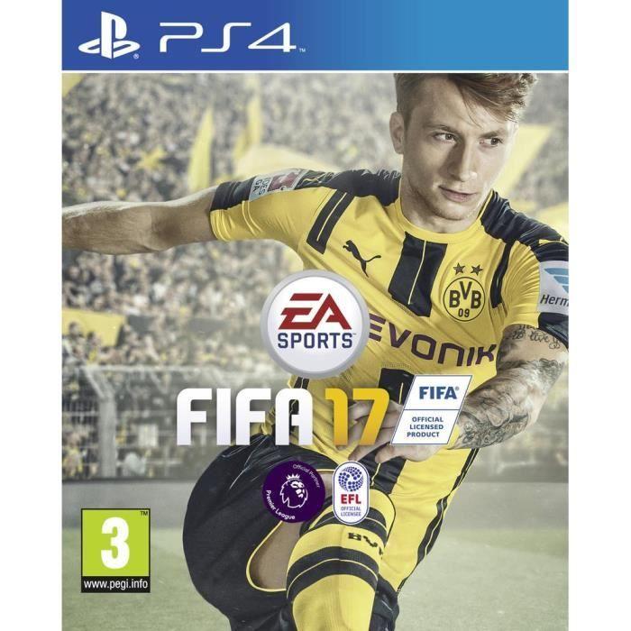 JEU PS4 FIFA 17 Jeu PS4