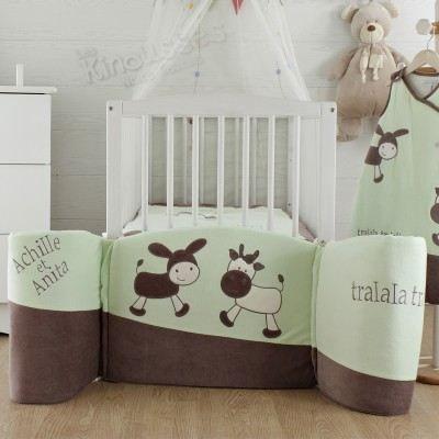tour de lit bébé vache Tour de lit Achille & Anita   Ki…   Achat / Vente tour de lit bébé  tour de lit bébé vache