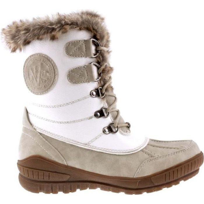 Après Ski Femme : sélection de bottes neige et froid en soldes