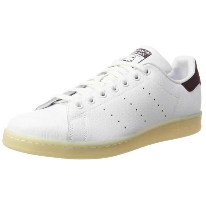 new arrival 3b1d7 3b142 Adidas Chaussures de course Stan Smith hommes 3YC08N Taille-44