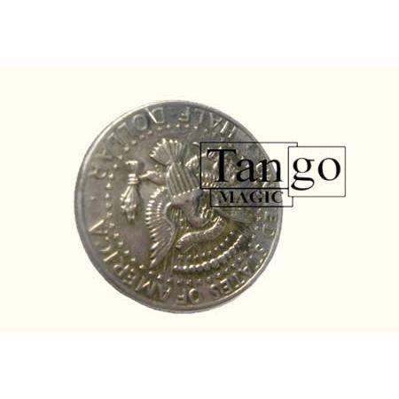 JEU MAGIE Hooked Coin en ½ Dollar - Tour de Magie