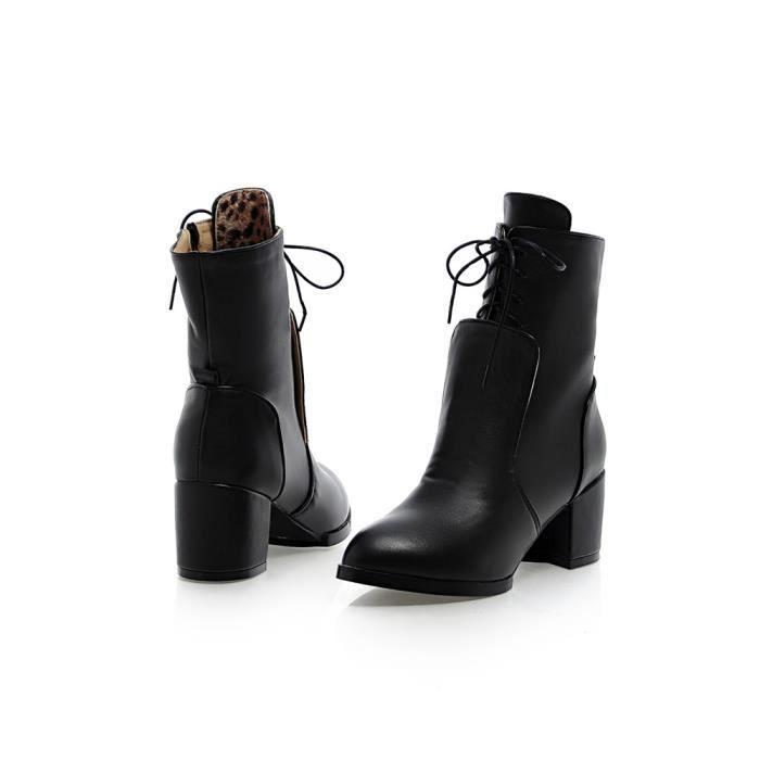 La nouvelle 2016 zipper sexy a des bottes en Europe et en Amérique Martin bottes Mme bottes chaudes dans