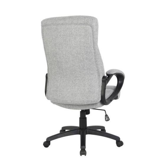 Grise De Chaise Bureau Myco00766 shtQdrCx