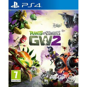 Plants Vs Zombies Garden Warfare 2 Jeu PS4