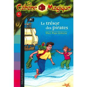 Livre 6-9 ANS La Cabane Magique Tome 4