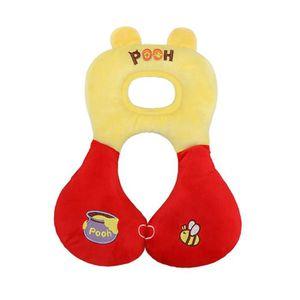 enfants enfants en bas âge doux Siège d'auto Oreiller, poussette bébé Coussin tête et cou soutien - sûr et confortable
