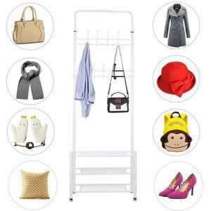 portant vestiaire achat vente pas cher. Black Bedroom Furniture Sets. Home Design Ideas