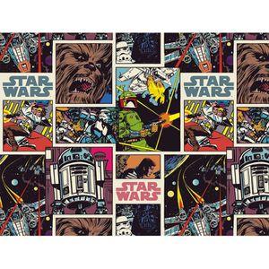 Papier Peint Xxl Comics Star Wars Achat Vente Papier Peint