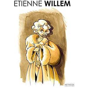 BANDE DESSINÉE Livre - Etienne Willem ; artbook
