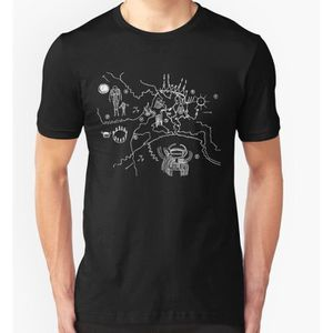 T-SHIRT TWIN PEAKS OWL CAVE T-SHIRT GHOSTWOOD NATIONAL FOR