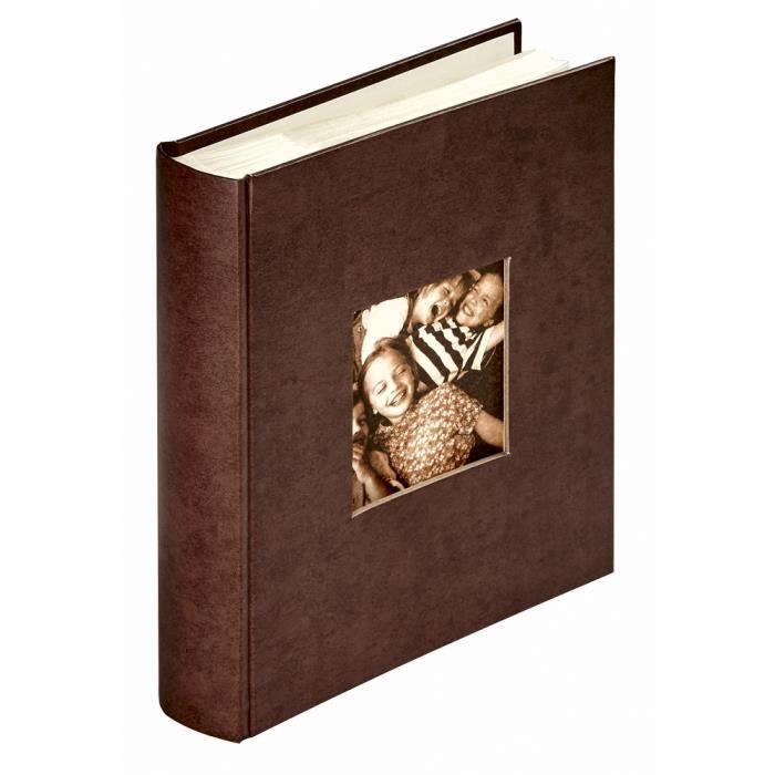 IMAGINE Album photo à pochettes vanilla - 200 vues - 11,5 x 15 cm
