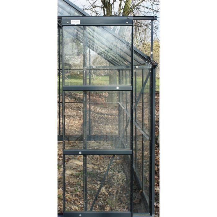 Serres de jardin en verre trempe achat vente pas cher - Serre de jardin en verre pas cher ...