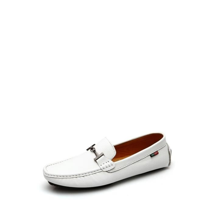 Mocassins Hommes Casual solide Couleur Tous match Slip confortable Ons 4146800 KWBkSE4Syw