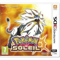 JEU 3DS Pokemon Soleil Jeu Nintendo 3DS