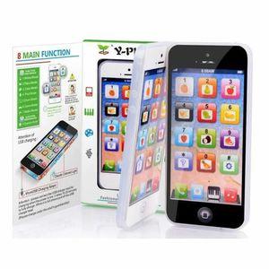 TÉLÉPHONE JOUET Tactile jouet éducatif pour enfants Yisheng YS2...