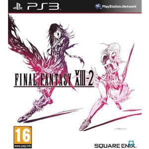 JEU PS3 FINAL FANTASY XIII-2 / Jeu console PS3