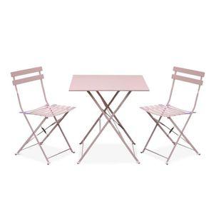 Salon de jardin rose - Achat / Vente Salon de jardin rose pas cher ...