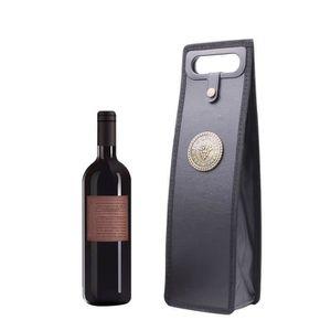 COFFRET CADEAU VIN Sacs de vin de coffrets-cadeaux de vin sac-cadeau