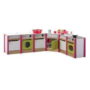 Dinette cuisine complette achat vente jeux et jouets for Cuisine complete bois
