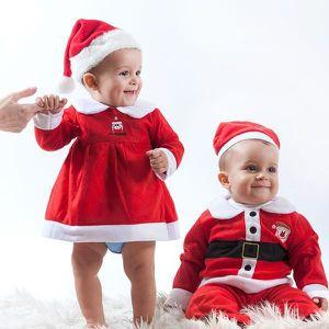 3dde64349e4e DÉGUISEMENT - PANOPLIE Déguisement de Père Noël pour bébé - Enfant articl