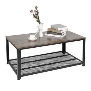 TABLE BASSE PERFECT Table basse de salon Surface imperméable S